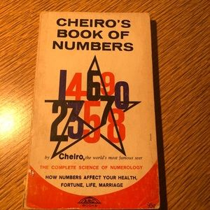 Cheiro's Book of Numbers by Cheiro